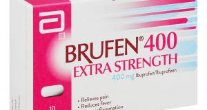 Brufen (Ibuprofen) Uses, Dosage, Side Effects, Composition