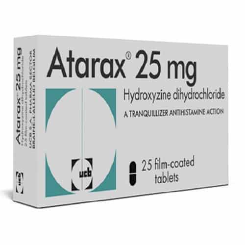 Atarax Hydroxyzine