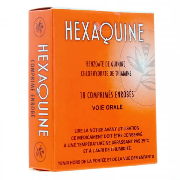 Hexaquine Tablets Uses, Dosage, Side Effects, Precautions