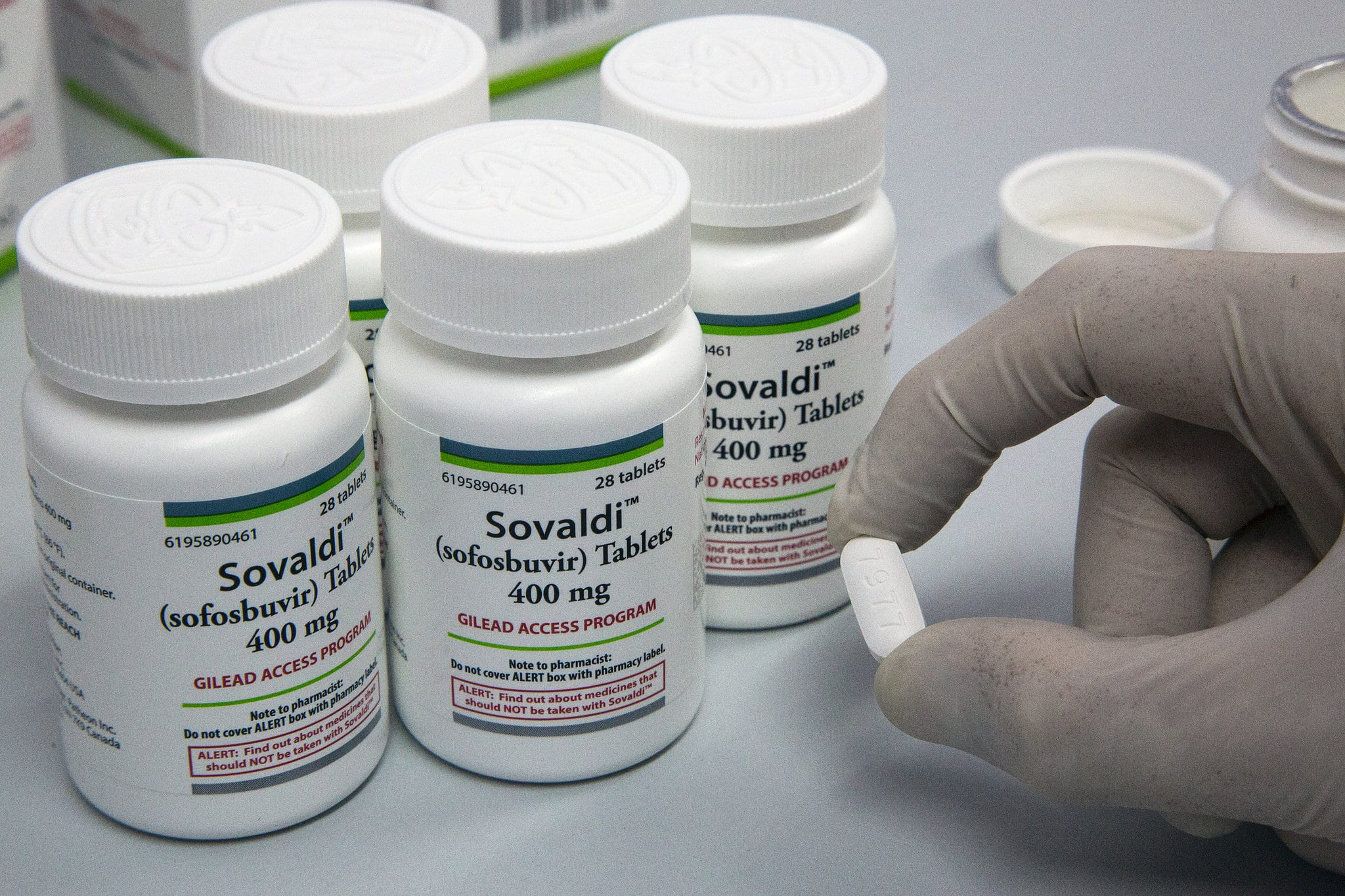 How it works Sovaldi Tablets