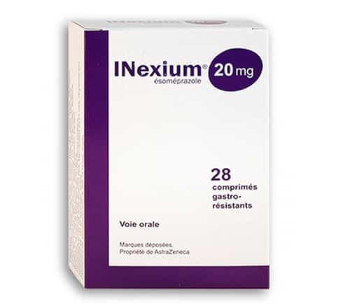 Inexium Side Effects