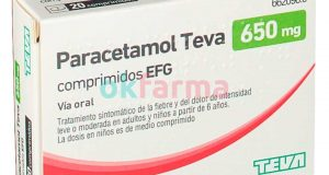 Paracetamol Teva Uses, Dosage, Side Effects, Precautions