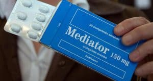 MEDIATOR 150 mg, coated tablet, pack of 100