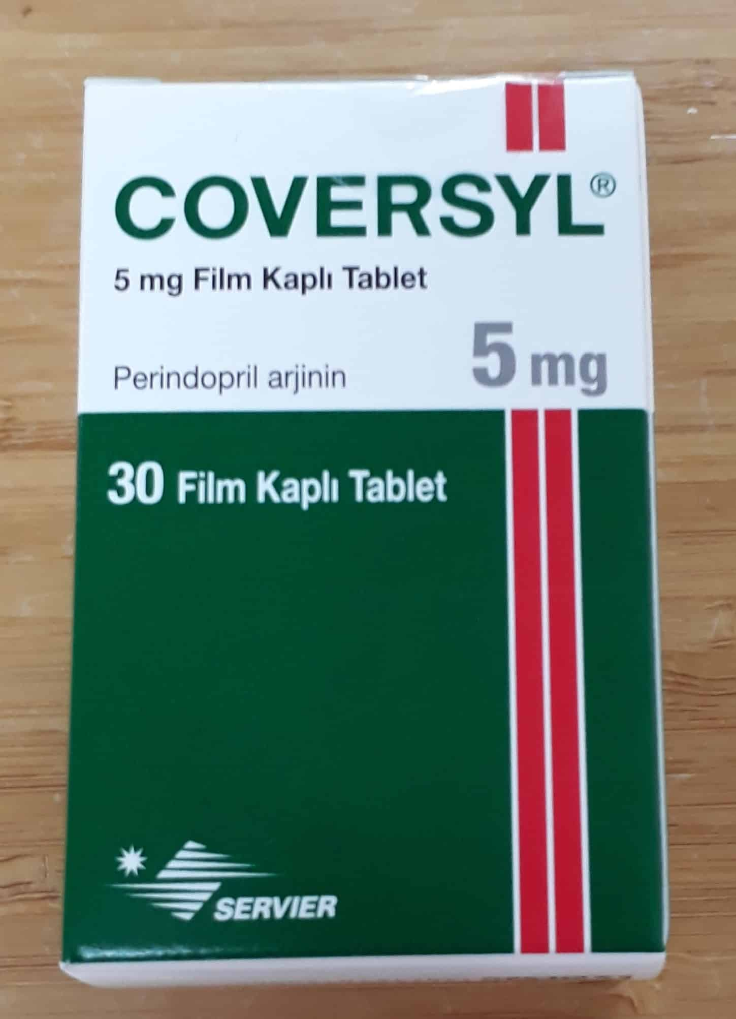 Coversyl tablets reviews : Uses, Dosage, Side Effects, Precautions &Warnings