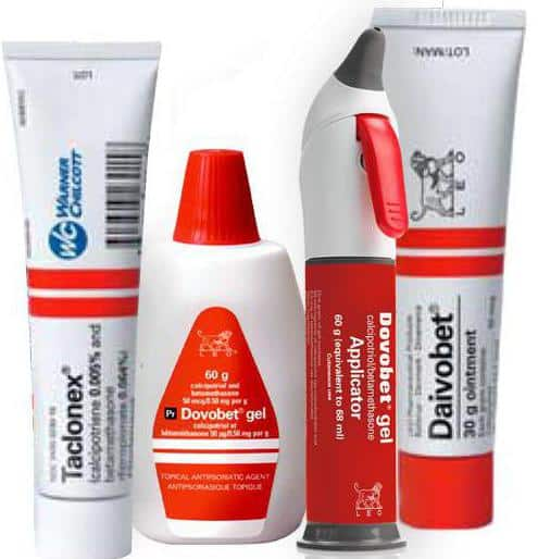 How do you use daivobet gel