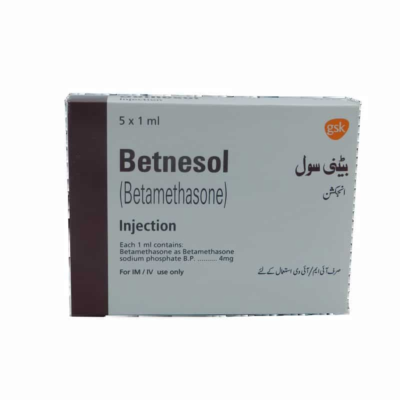 why betnesol injection during pregnancy