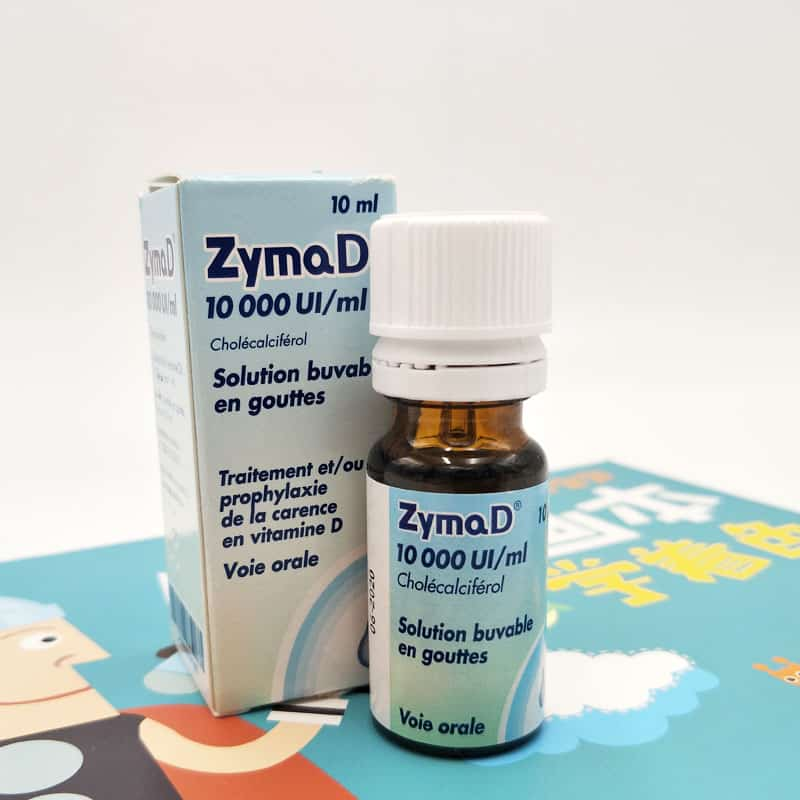ZYMAD 200,000 IU Oral solution box of 1 ampoule of 2 ml